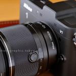 ニコン 1 NIKKOR VR 10-100mm f/4-5.6+Nikon 1 V1 アップ