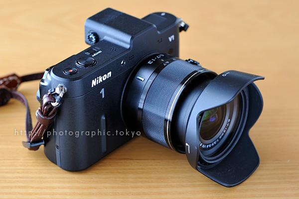 1 NIKKOR VR 6.7-13mm f/3.5-5.6 撮影可能状態
