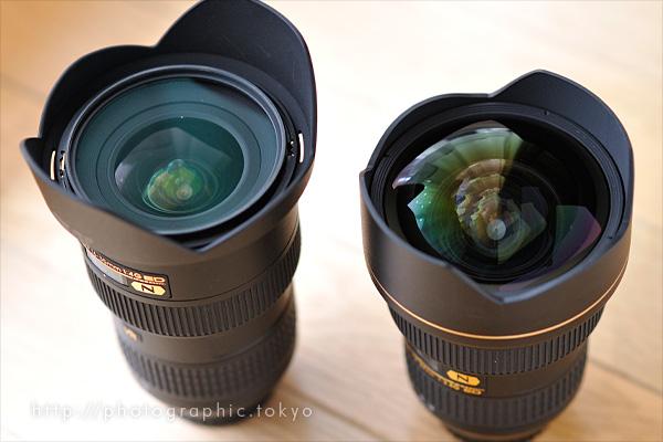 Nikon 14-24 & 16-35
