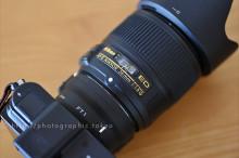 AF-S NIKKOR 35mm f/1.8G ED + FT1