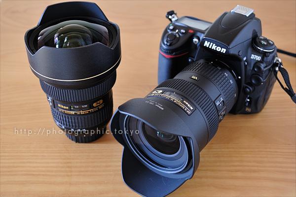 1 NIKKOR 18.5mm f/1.8 での撮影例