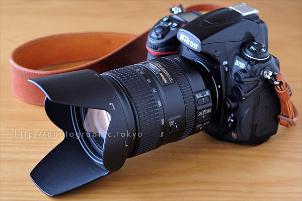 AF-S NIKKOR 28-300mm f/3.5-5.6G ED VR + D700