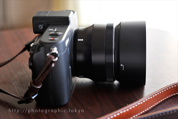 1 NIKKOR 32mm f/1.2+Nikon 1 V1