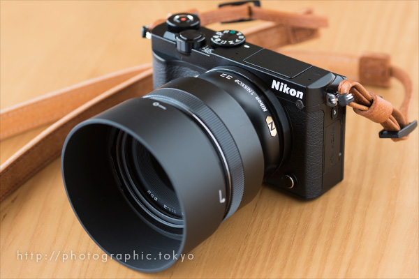 Nikon1J5+32mm