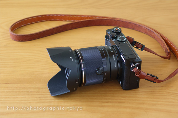 Nikon 1 J5+10-100