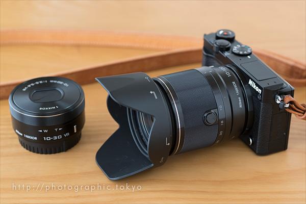 Nikon1J5+10-100+10-30
