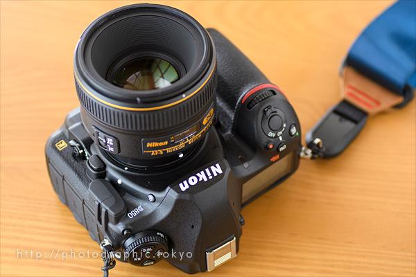 D850+58mm単仰向け