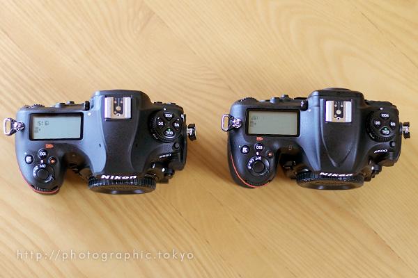 D850&D500上面
