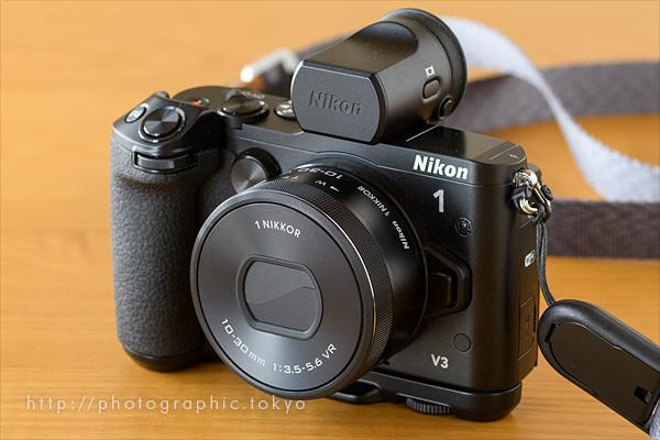 Nikon-1-V3プレミアムキット