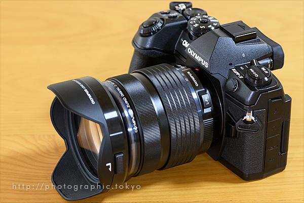 オリンパス OM-D E-M1 Mark II 12-40mm F2.8 PRO レンズキット