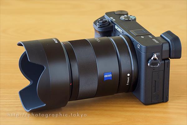 α6400+24mm F1.8zeiss単焦点