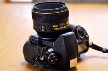 Nikon AF-S NIKKOR 58mm f/1.4G & Nikon D700