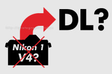 Nikon 1 V4とDLイメージ