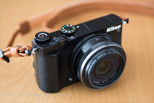 Nikon1J5+10mm