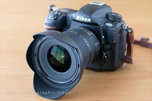 Nikon D500 + 10-24
