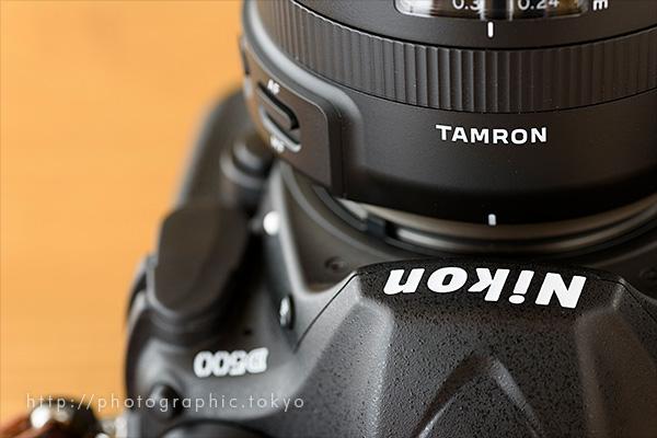 Nikon とTamron