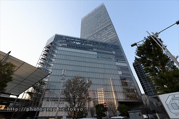 撮影例・高層ビル