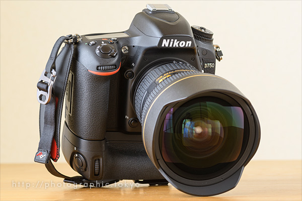 D750+14-24+MB-D16+Cluch前面