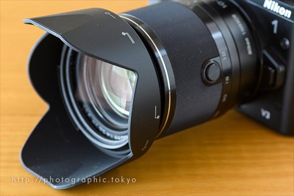 レンズフードHB-N106