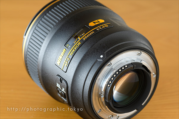 35mm_f1.4マウント部