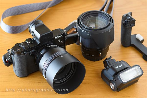 Nikon-1システムイメージ